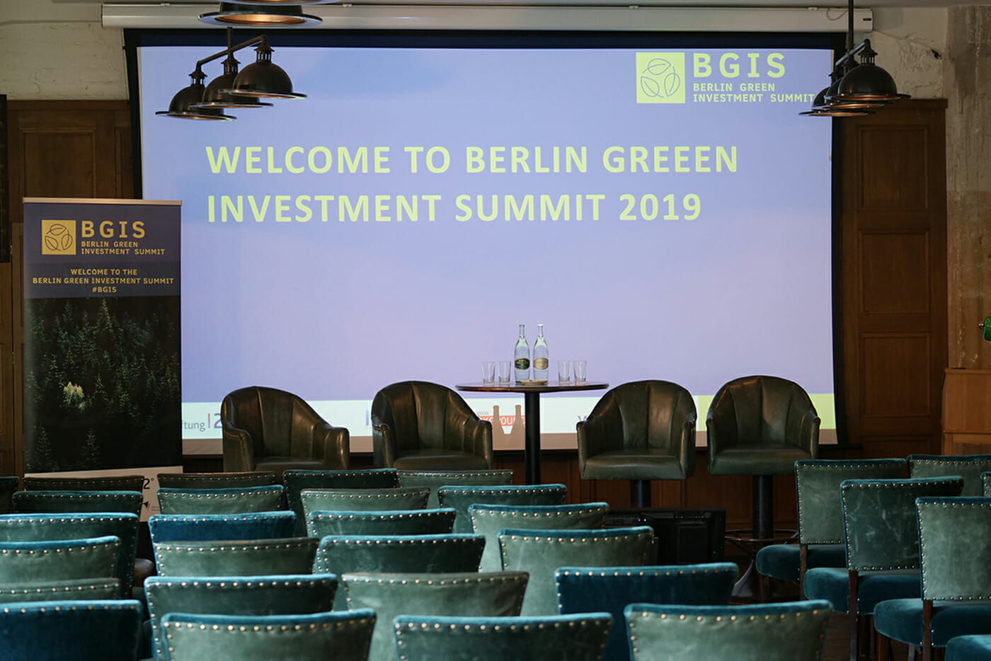 Videos vom Berlin Green Investment Summit 2019
