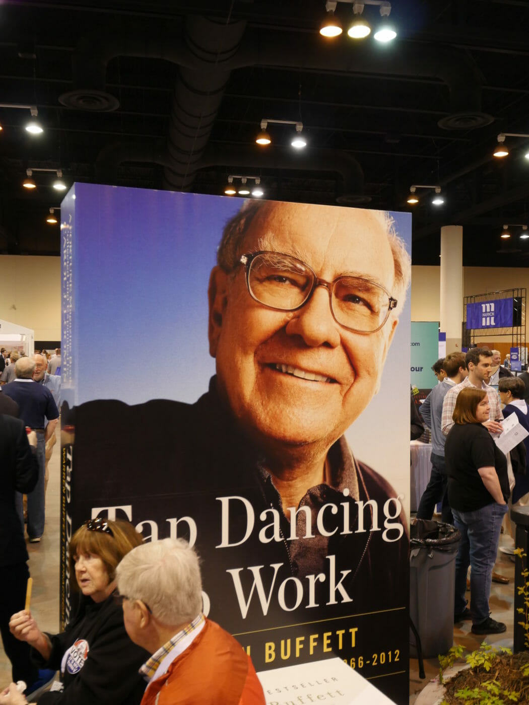 We give you our Berkshire Hathaway Shareholders' Meeting photos