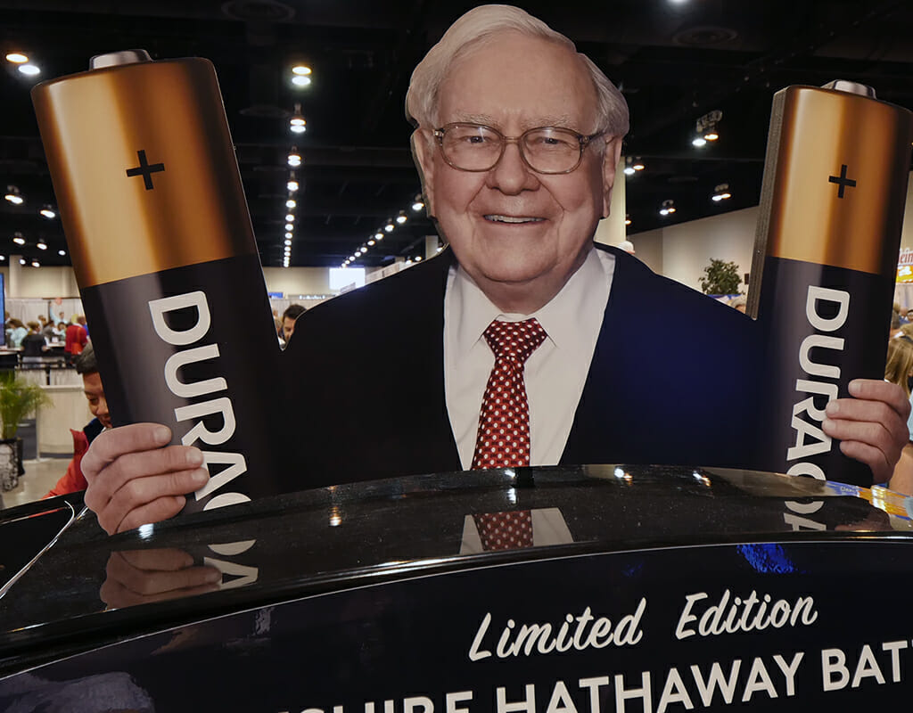 How is the Berkshire Hathaway Shareholders Meeting without Corona?