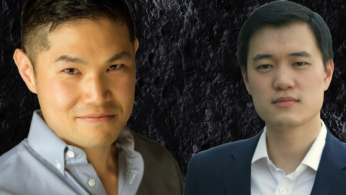 Network intensely! An interview with Dennis Hong & Fred Liu